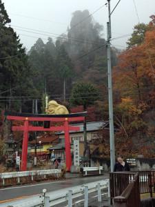 妙義山ドライブ_妙義山の紅葉