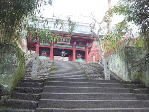 妙義山ドライブ_妙義神社その1