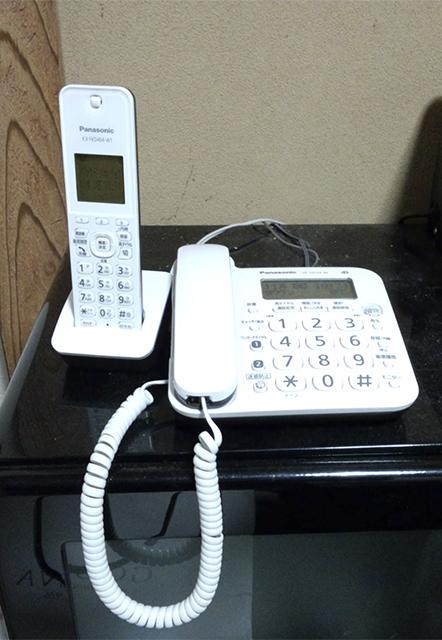 ひかり電話対応電話機