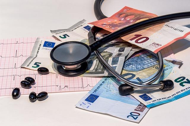 入院のため限度額適用認定証