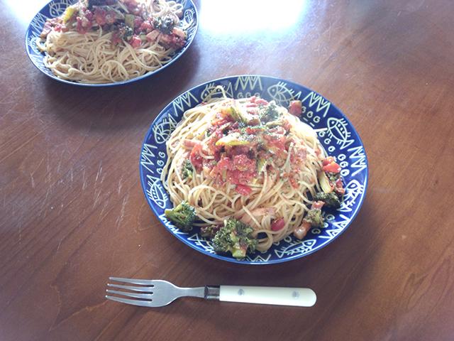 葉酸の多い食品_ブロッコリー-アスパラ-パセリ