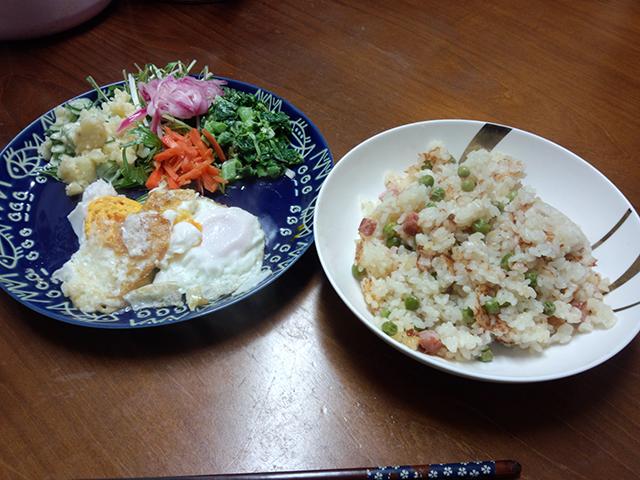 葉酸の多い食品_なばな-水菜
