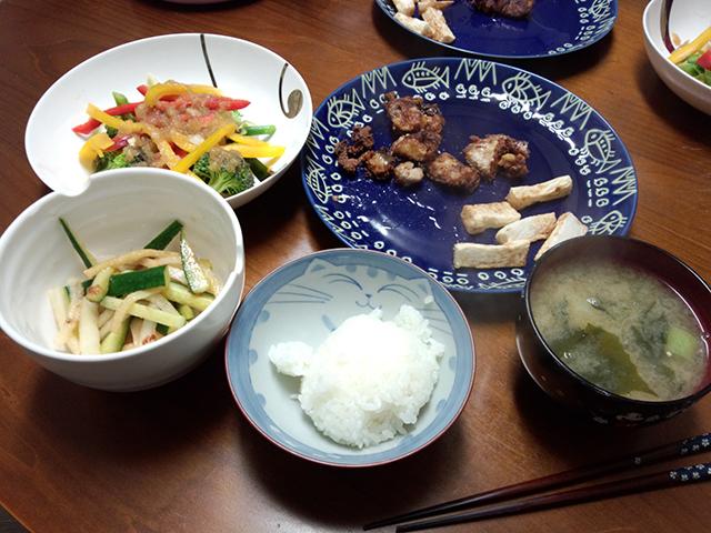 葉酸の多い食品_パプリカ