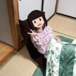 腰痛対策に座椅子とマタニティベルトを購入