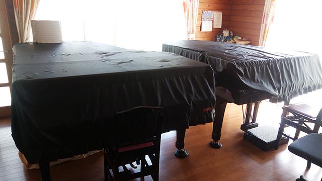 グランドピアノの運送費用